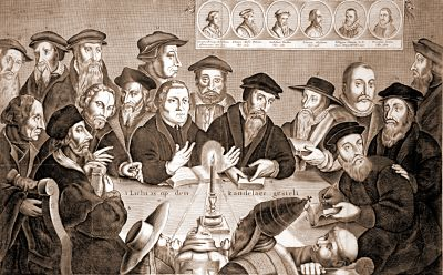 a comparison of the lutheran and calvinist reformations Here we review the protestant reformation and cover its  calvinism), it helped  the rise of capitalism, science, & democratic  16th century - the protestant  reformation comparison of religious orders catholic lutheran.